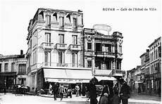 Le Point Central De Royan De 1910 224 1930 De L Ancienne Rue