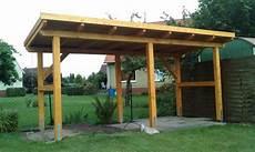 Pavillon Holz Flachdach Selber Bauen M 246 Bel Inspiration Und