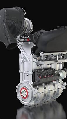 Nissan Shows 400 Bhp 3 Cylinder 1 5 Liter Turbo Engine