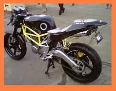 Modifikasi Honda Tiger 2000 Fighter by Modif Motor Yamaha 2011 Kumpulan Gambar Foto Modifikasi