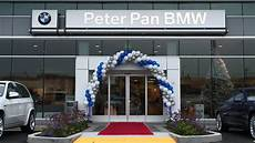 Peterpan Bmw pan bmw opens high tech state of the all new