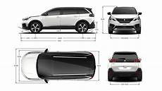 peugeot 5008 new car showroom 7 seat suv technical