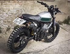 honda dominator scrambler 69582 honda nx650 dominator scrambler is the creation of octopus soul bikes from barcelona spain
