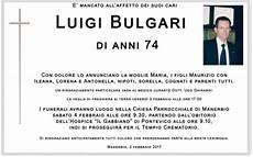 gabbiano pontevico luigi bulgari onoranze funebri leali