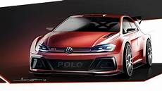 introducing volkswagen s 266bhp polo gti rally car