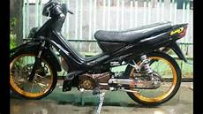 Modifikasi Motor Fiz R Standar by Cah Gagah Modifikasi Motor Yamaha Fiz R Velg Jari