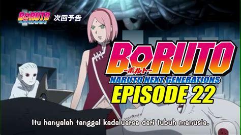 Boruto Episode 22