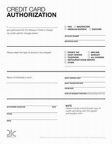credit card authorization form bertip