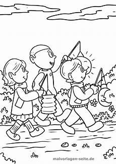 Malvorlagen Kindergarten Malvorlage Sankt Martin Feiertage Kostenlose Ausmalbilder
