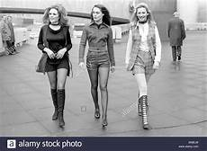 Mode Der 70er Bilder - 1970 s fashion shorts january 1971 71 00161 012 stock