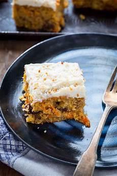 maple carrot sheet cake healthy seasonal recipes