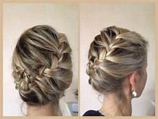 tresse africaine en diagonale finie en chignon cheveux