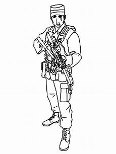 soldier coloring pages free printable soldier coloring pages