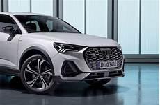 Audi Q3 Sport Ausstattungsvarianten - audi q3 sportback 2019 infos test motoren marktstart