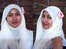 Cara Memakai Jilbab Segi Empat Modern By Tita 4