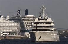 Wer Hat Die Teuerste Yacht Der Welt Jetzt Planen Briten