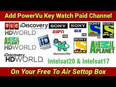 free pack tv discovery network sony network all sd hd tv channels