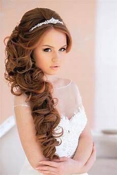 Wedding Hairstyles For Hair With Tiara