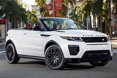 range rover cabrio preis 2018 land rover range rover evoque convertible review