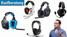 headset pc test die 5 beliebtesten gaming headsets im test
