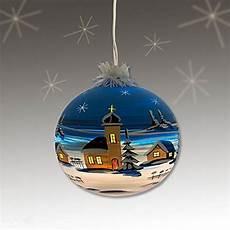 beleuchtete weihnachtskugeln elektrisch beleuchtete weihnachtskugel fensterkugel 19 cm