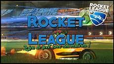 Rocket League Le Jeu De Foot Avec Des Voitures