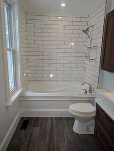 Easy Small Bathroom Design Ideas Simple Bathroom For Attic Floors White Subway Tile