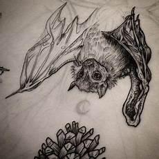 pin marlene auf tattoos fledermaus