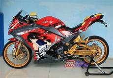 250 Karbu Modif Simple by Modifikasi 250 Fi Brebes Dipermak Simple Sporty