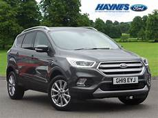 used 2019 ford kuga diesel estate titanium edition pre