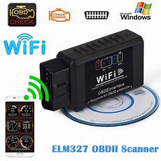 diag auto 37 elm327 wifi obd2 obdii auto car diagnostic scanner scan tool for ios android pc 629769206883 ebay