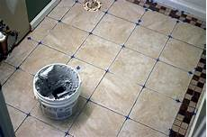 Install Tile Floor Bathroom how to install bathroom floor tile how tos diy