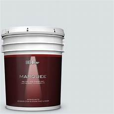 behr marquee 5 gal mq3 27 etched glass one coat hide matte interior paint and primer in one
