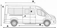 Ford Transit Mk8 Specifications Transit Center All