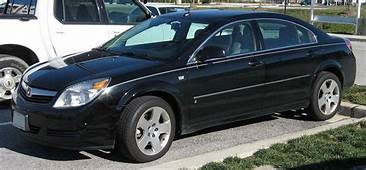 2009 Saturn Aura XR  Sedan 36L V6 Auto