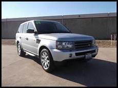 automobile air conditioning repair 2008 land rover range rover sport regenerative braking purchase used 2008 land rover range rover sport 4wd 4dr hse traction control air conditioning in