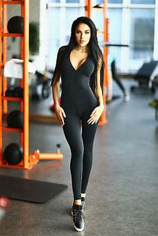 fitness model frau new fashion bodycon rompers and jumpsuit womens