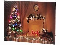 infactory weihnachtsbilder wandbild quot weihnachten quot mit