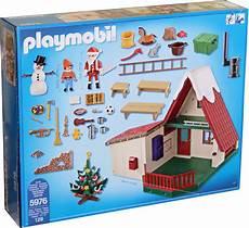 Playmobil Weihnachtsmann Ausmalbild Playmobil 5976 Zuhause Beim Weihnachtsmann Weihnachten Neu