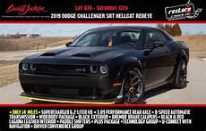 2019 dodge challenger hellcat black 2019 dodge challenger hellcat redeye restore a