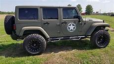 jeep wrangler versions 2016 jeep wrangler unlimited with kevlar spray army