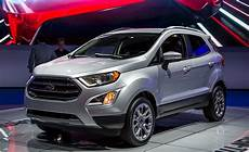 2018 Ford Ecosport Photos And Info News Car And Driver