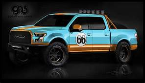 Ford Is Bringing Seven Custom F 150s To SEMA Video