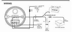 autometer tach wiring question the bangshift com forums