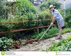 Arbeiten Im Garten - arbeiten im garten stockbild bild landschaft