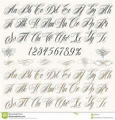 immagini tatuaggi lettere alfabeto lettere tatuaggio illustrazione vettoriale immagine
