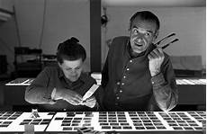 Charles Ray Eames The Eames Translated Their Process Of Discovery Into