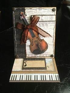 pop up card templates violin 17 best images about instruments cards on