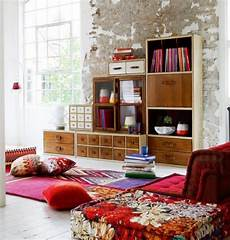 boho style wohnen 15 playful living room designs in boho style