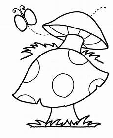 free printable mushroom patterns simple shapes coloring pages are a fun and creative activity